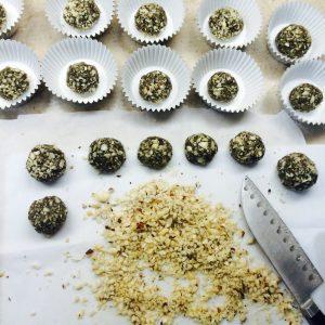 Brazil Nut Protein Ball Recipe