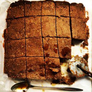 Divine Dessert: Maca Sweet Potato Brownies with Burdock + The 411 on Maca!