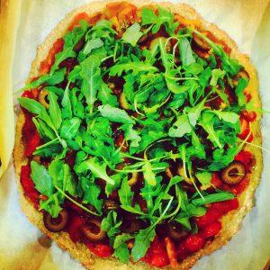 Are You Gluten Sensitive? + Quinoa Pizza Crust Recipe