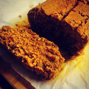 Recipe: Gluten Free Pumpkin Bread