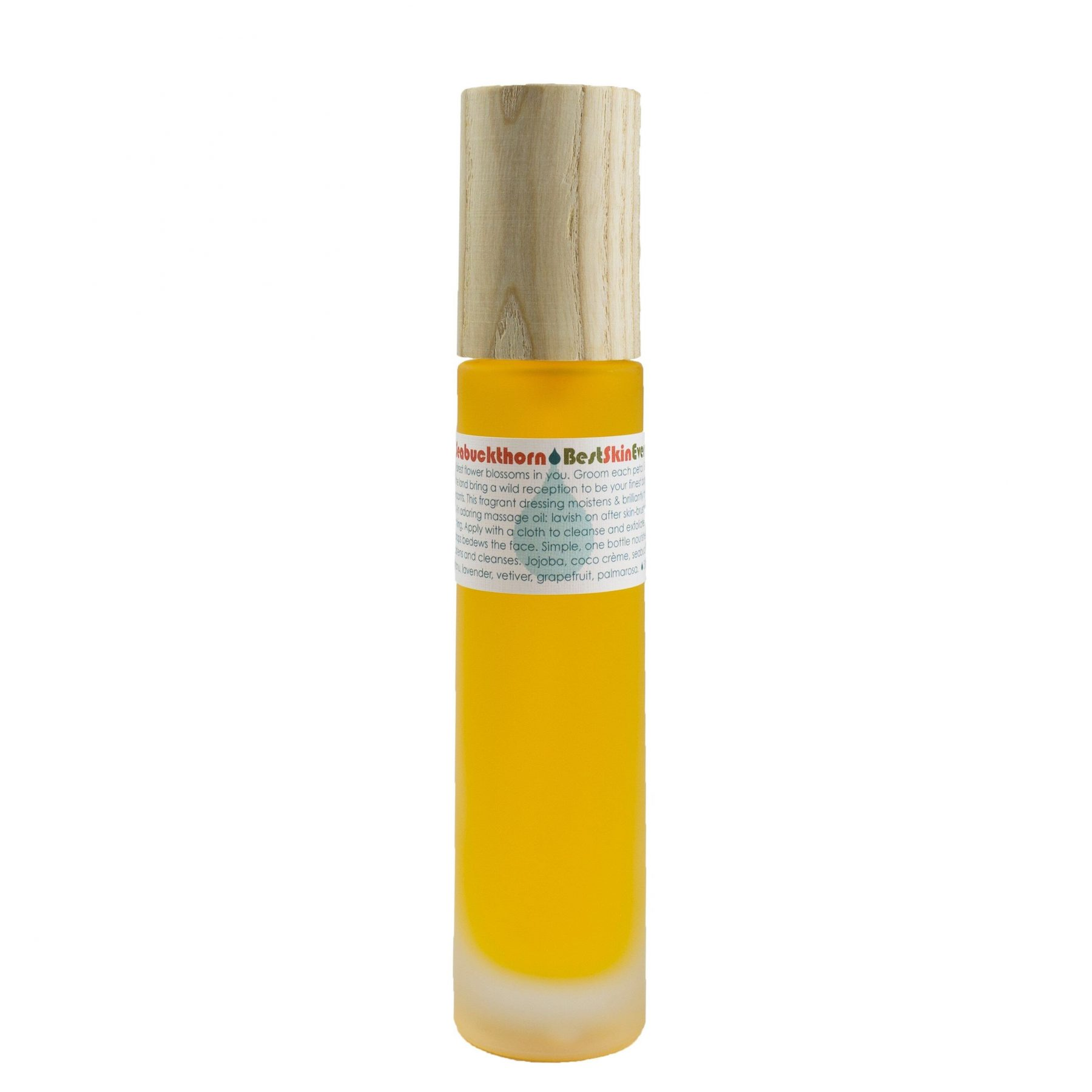 Living Libations – Best Skin Ever – Sea Buckhorn Oil