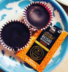 Chocolate Reishi Spore Cup